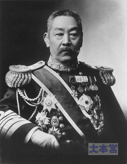 連合艦隊司令長官伊東祐亨