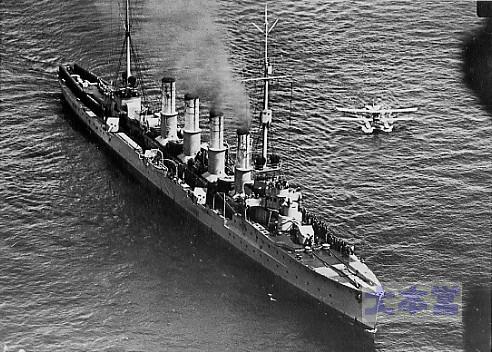ドイツ→トルコ巡洋艦ブレスラウ