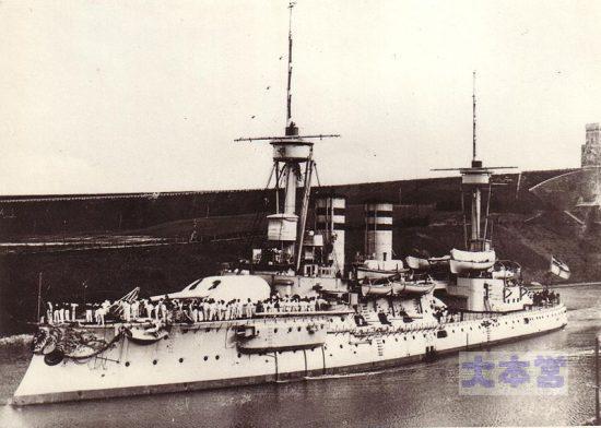 ブランデンブルク級戦艦