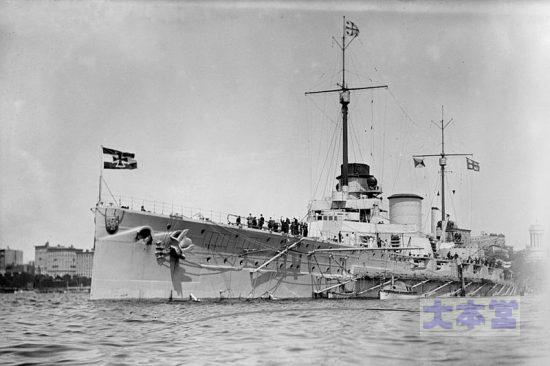 巡洋戦艦モルトケ