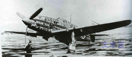 土井武夫の代表作 三式戦「飛燕」