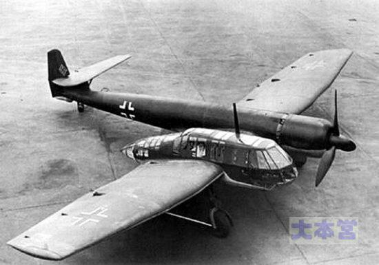 Bv141偵察機(3座)