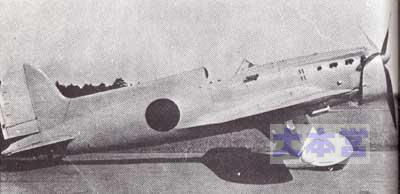 試製キ12戦闘機
