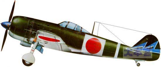 飛行47戦隊旭隊の「疾風」