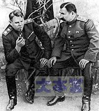 ヴァシレフスキー(左)