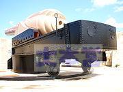 マルタ島のアームストロング砲