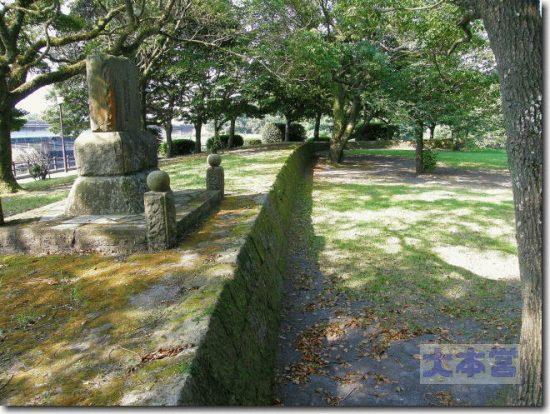 薩摩祇園之洲砲台跡