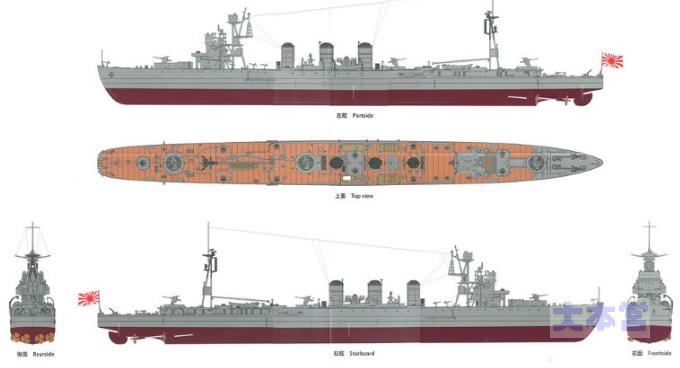 防空巡洋艦五十鈴