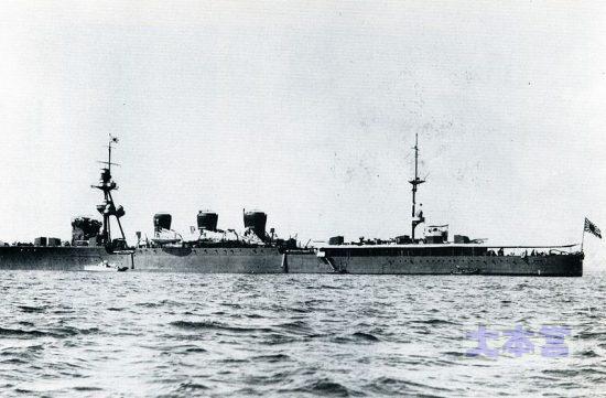 1930青島にて球磨