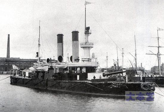 アドミラール・ウシャコフ級海防戦艦
