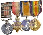 ペガーマガボウの勲章