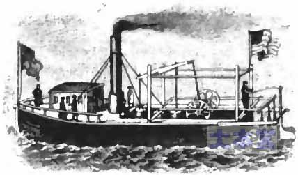 ジョン・フィッチの蒸気船
