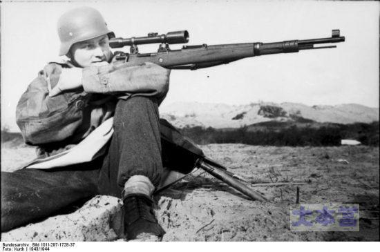 ドイツ狙撃兵