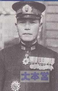 第7潜水戦隊大和田司令官