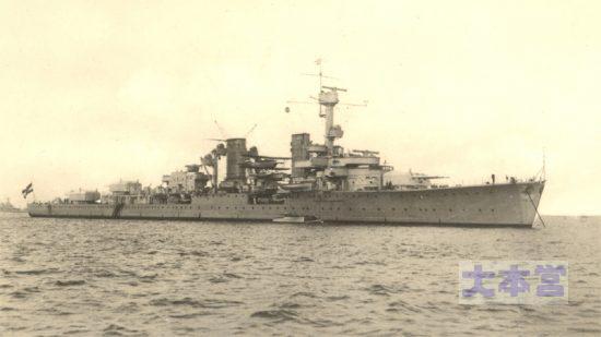 第二次大戦の「ケーニヒスブルク」級