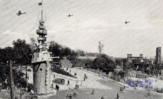シンボルタワー(軍高塔)