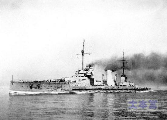 巡洋戦艦ザイドリッツ