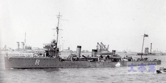 T6桂、アドリア海プリンディシ軍港