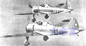 陸軍明野飛行学校の九七戦