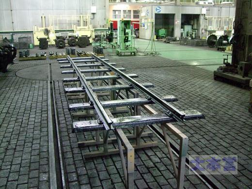 京成電鉄が復元した鉄連の軌匡