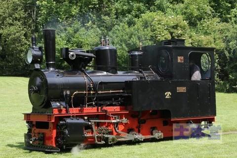 鉄道連隊E型蒸気機関車