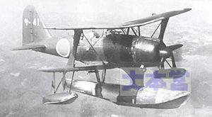 「零式観測機」F6Fを撃墜した複葉機