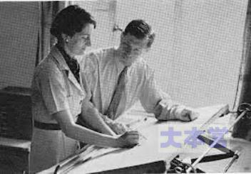 フレデリックとブロッサム・マイルズ夫妻