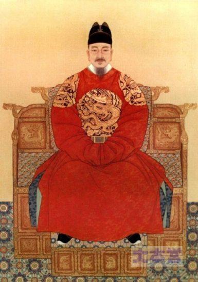 李氏朝鮮の世宗
