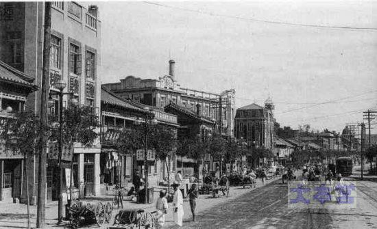 1936の南大門通り