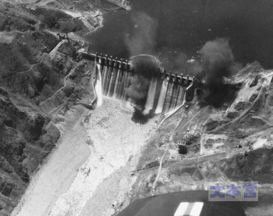 1951年5月の華川ダム攻撃Wikiより