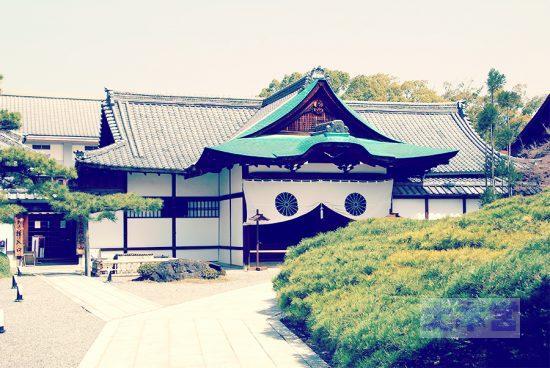 現代の大覚寺