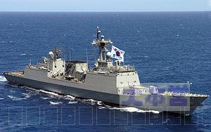 李舜臣級駆逐艦
