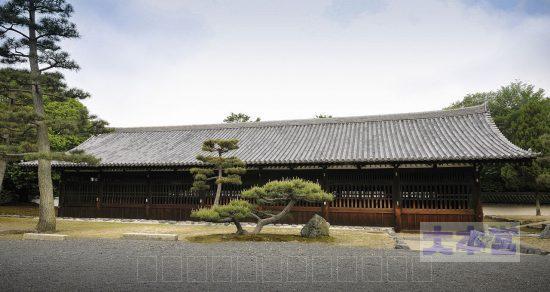 東福寺東司外観