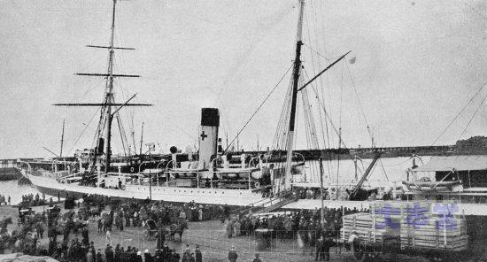 病院船オリョール
