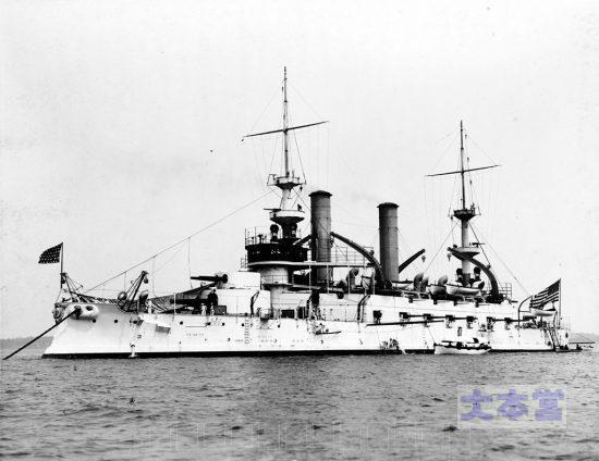 戦艦キアサージ
