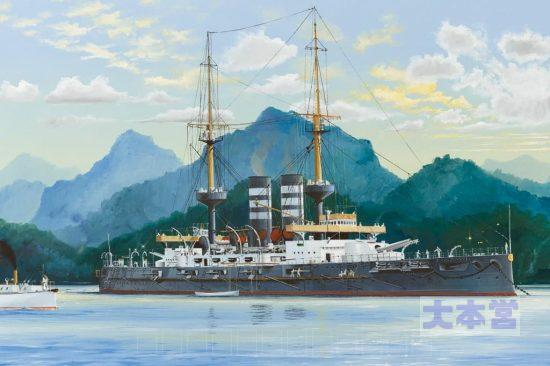 戦艦「三笠」日露の勝利、と言えばこのフネ?