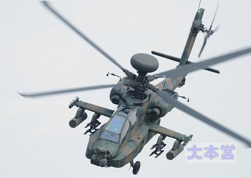 戦闘ヘリコプターアパッチ