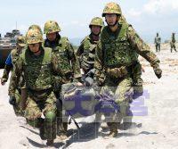 米比共同訓練「カマンタグ」に参加した水陸機動団