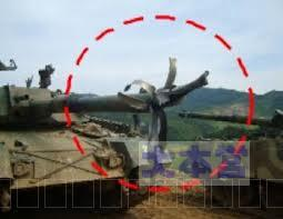 韓国K1戦車方針破裂
