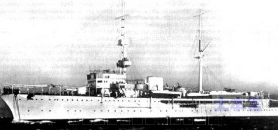 通報艦「エリトリア」