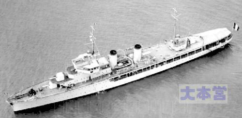 ブーゲンヴィル級(1933)