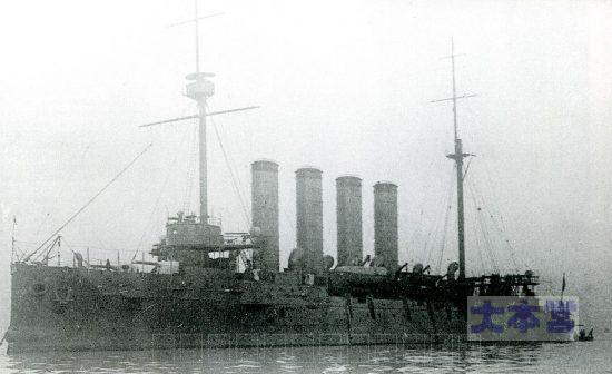 防護巡洋艦「宗谷」