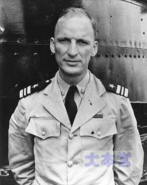 マナート・エベール少佐(潜水艦グラニオン艦長)