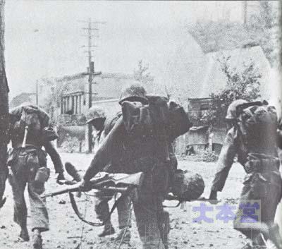 激戦が続くソウル市街