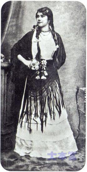 ソラノ・ロペスの妻エリサ・リンチ