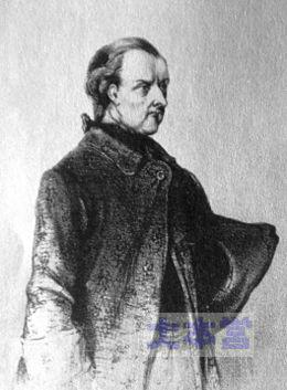 パラグアイの初代統領、フランシア博士