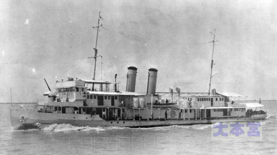 河用砲艦「パネー」