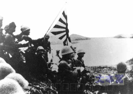 キスカ島を占領した帝国陸軍