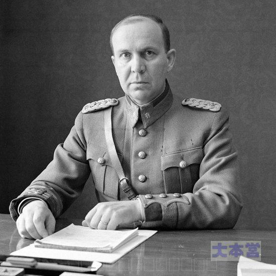 タルヴェラ大将