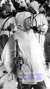 冬戦争のシモ・ヘイへ